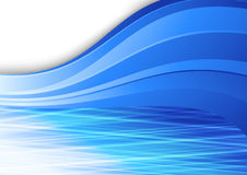 Speed - abstract futuristic background Royalty Free Stock Photo