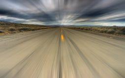 Speed Blur Royalty Free Stock Photos