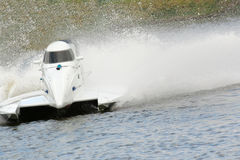 Speed boat Royalty Free Stock Images
