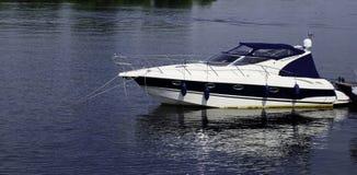 Speed-Boat Stock Photo