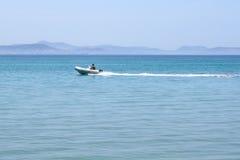 Speed Boat Speeding Stock Photos