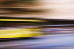 Speed Bus Abstract stock images