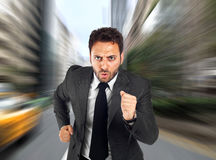 The Speed of Business Royalty Free Stock Images