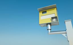 Speed camera Stock Image