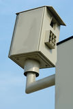 Speed camera. Royalty Free Stock Photo