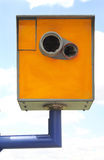 Speed camera Royalty Free Stock Photography