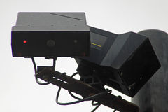 Speed camera Stock Photography