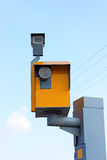 Speed Camera Royalty Free Stock Photos