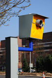 Speed camera trap Stock Photos
