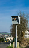 Speed cameras Royalty Free Stock Image