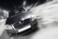 Speed Car Stock Photos