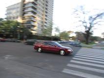 Speed Car Royalty Free Stock Photo