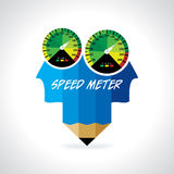 Speed concept Royalty Free Stock Photo