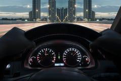 Speed Dashboard Stock Photos