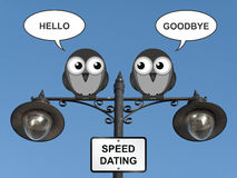 Speed Dating Royalty Free Stock Image