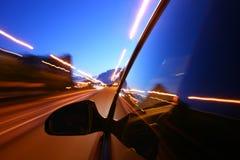Speed drive Stock Image