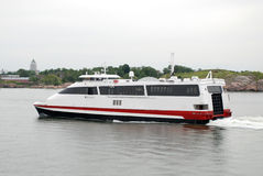 Speed Ferry Stock Photography