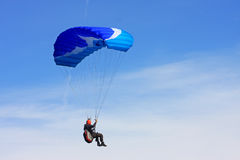 Speed flyer Royalty Free Stock Photography