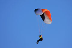 Speed flyer Royalty Free Stock Images