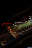 Speed of light Royalty Free Stock Image