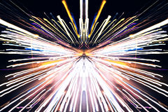Speed of Light stock images