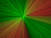 Speed Light background. Speed volume green red Light background Stock Photo