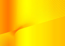 Speed Line. Yellow Abstract Background Royalty Free Stock Photos