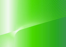 Speed Line. Abstract Background Green Royalty Free Stock Image