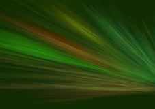 Speed line. Green speed line Royalty Free Stock Images