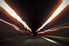 Speed lines Royalty Free Stock Photo