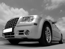 Speed & Luxury Royalty Free Stock Image