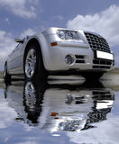 Speed & Luxury Stock Photo