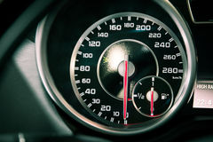 Speed meter Royalty Free Stock Photography