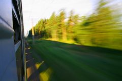 Speed motion Royalty Free Stock Image
