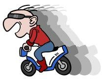 Speed motor Royalty Free Stock Photo