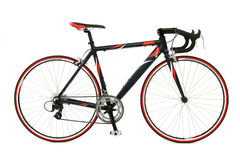 Speed racing bicycle Royalty Free Stock Image