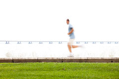Speed runner Stock Photography