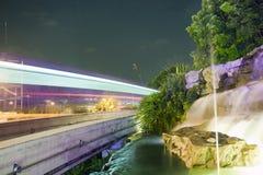 Speed train Stock Photo