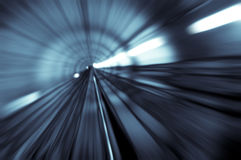 Speed-way Photo libre de droits