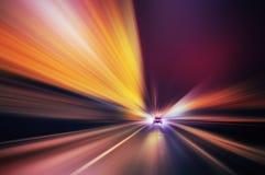 speed-way Images libres de droits