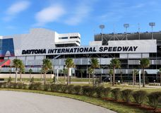 Speed-way d'International de Daytona photographie stock