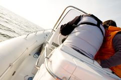 Speedboat 10 Stock Images