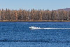 speedboat стоковое изображение rf