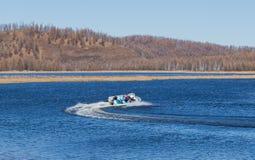 speedboat стоковое фото