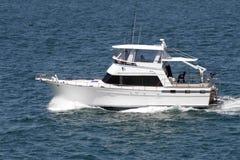 speedboat Royaltyfria Bilder