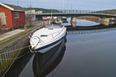 Speedboat. Stock Photos