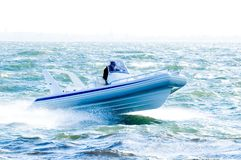 Speedboat 26 Royalty Free Stock Photos