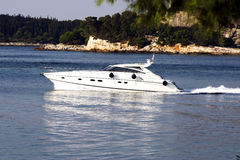 speedboat Royaltyfria Foton
