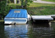 speedboat стоковая фотография