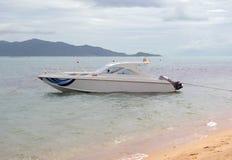 speedboat lizenzfreies stockfoto